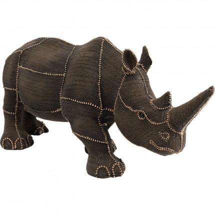 Objet décoratif Rhino Rivets Pearls 25