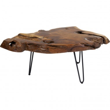 Table basse Aspen nature 100x60