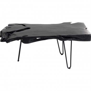Table basse Aspen noir 100x40