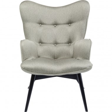 Fauteuil Vicky Loco vert