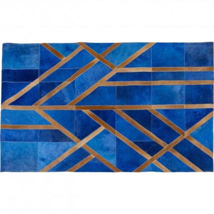 Carpet Lines Blue 170x240cm Kare Design