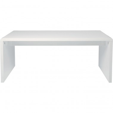 White Club Desk 180x85 (KD) Kare Design