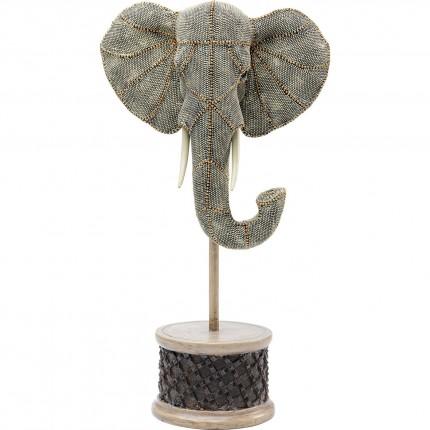 Objet décoratif Elephant Head Pearls 49