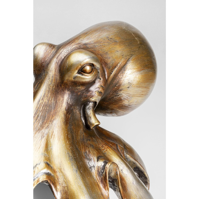 Octopus Shaped Table Lamp Kare Design