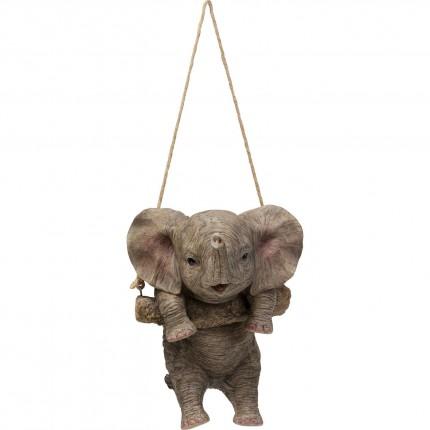 Objet décoratif Swinging Elephant