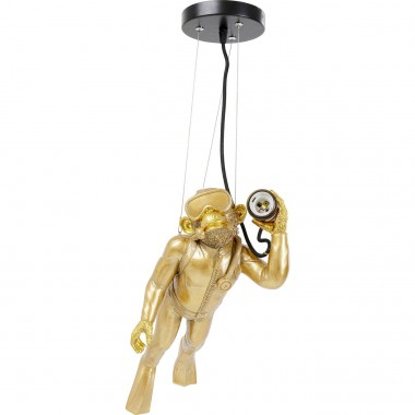 Suspension Diver Monkey