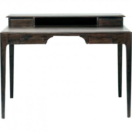 Brooklyn Walnut Desk 110x70cm Kare Design