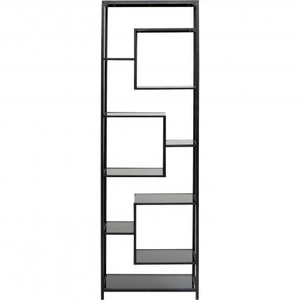 Etagère Loft noir 195x60