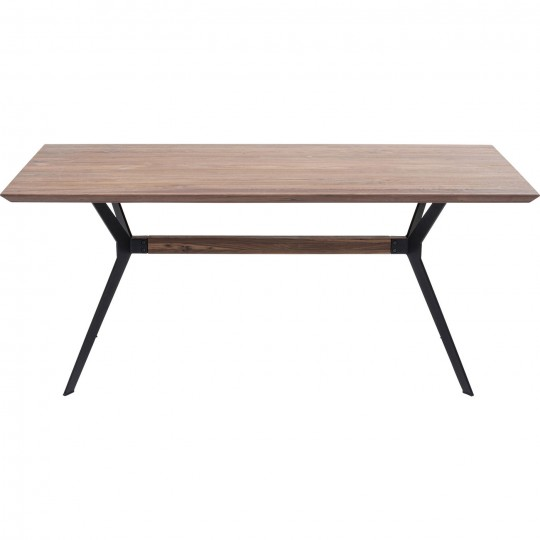 Table Downtown noyer 220x100
