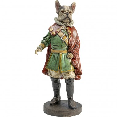 Figurine décorative Sir Frenchie Standing