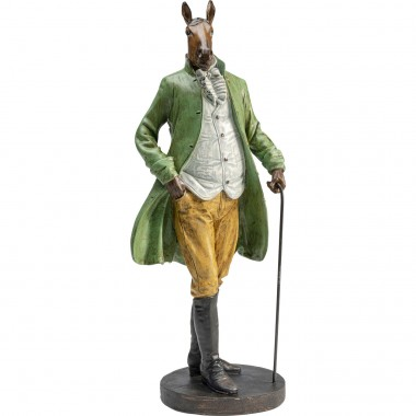 Figurine décorative Sir Horse Standing