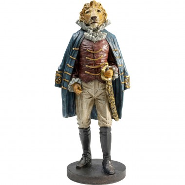Figurine décorative Sir Lion Standing