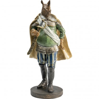 Figurine décorative Sir Rhino Standing