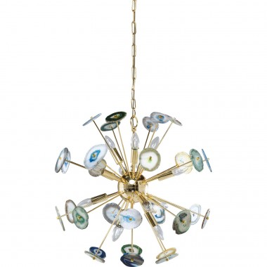 Pendant Lamp Chips Colore Brass Ø61cm Kare Design