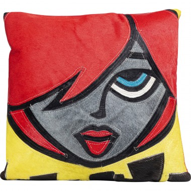 Coussin Betty Red Hair 40x40cm