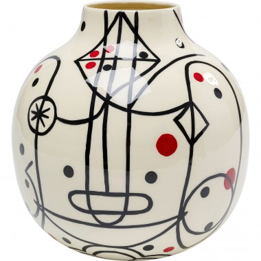 Vase Abstract Counterpart 21,5cm
