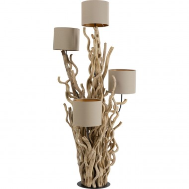 Lampadaire Twisted Forest nature