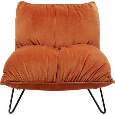 Fauteuil Port Pino curry
